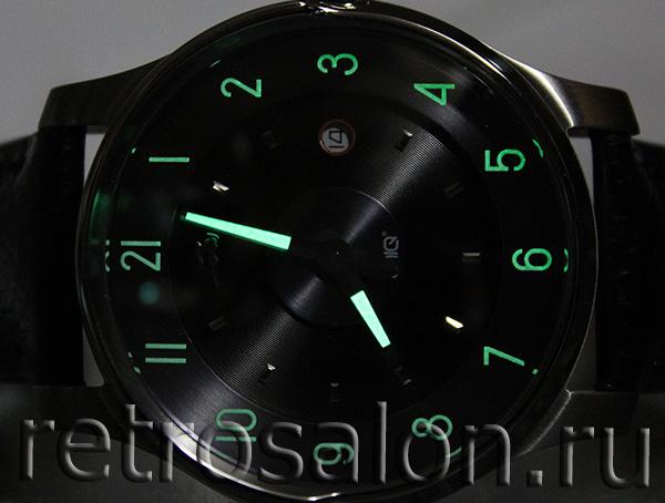 Часы М-21